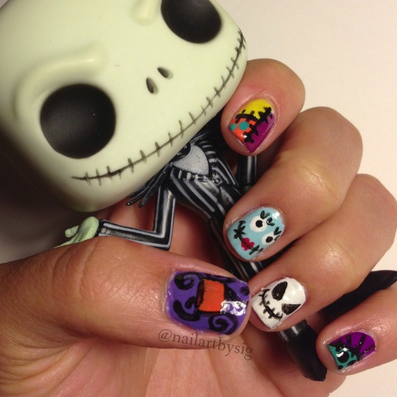 nightmare-before-christmas-nails-halloween-nails