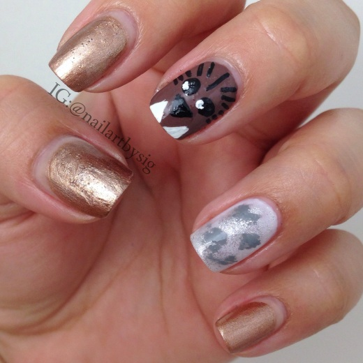 halloween-nails-werewolf-nails