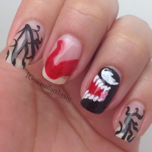 marvel-venom-nails