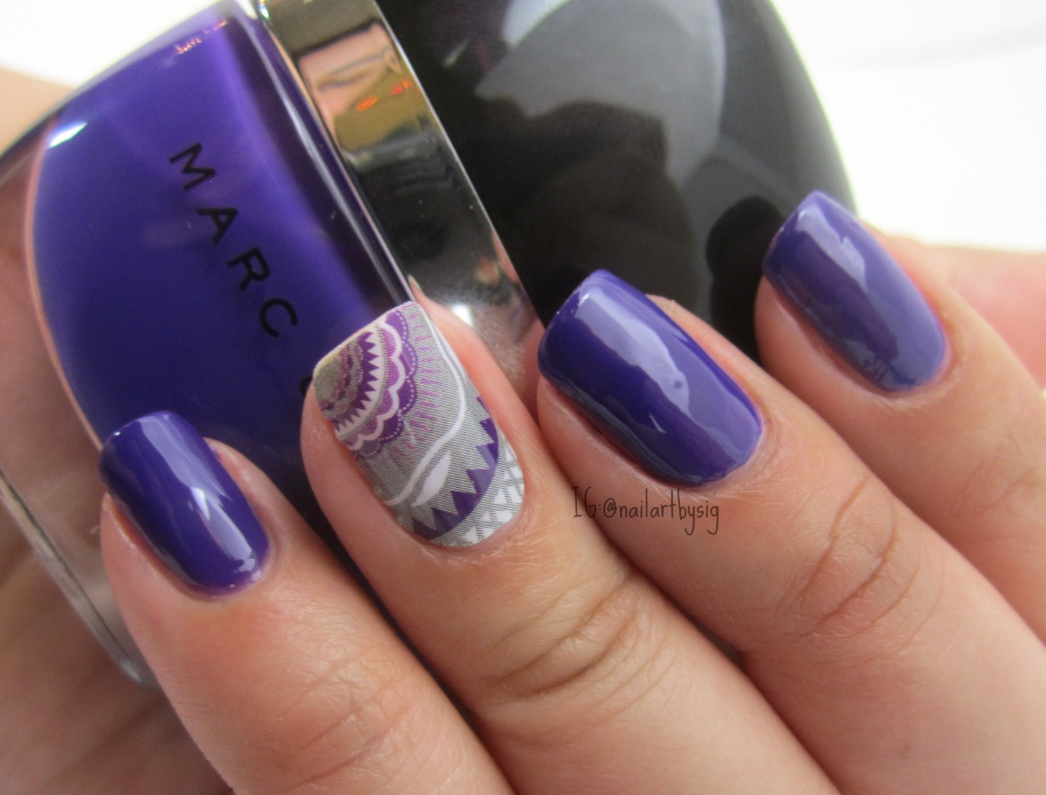 Jamberry Nails Review By Sig
