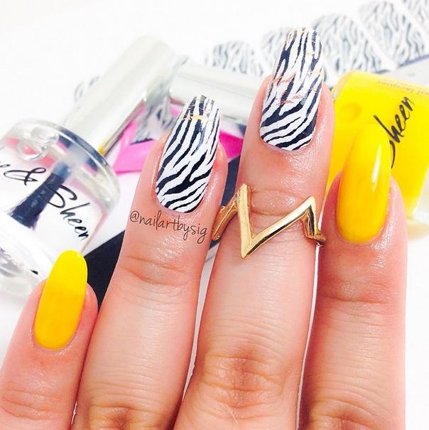 zebra-nails
